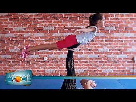 Por Você - Atividade Física: Neopilates Kids 31/03/18
