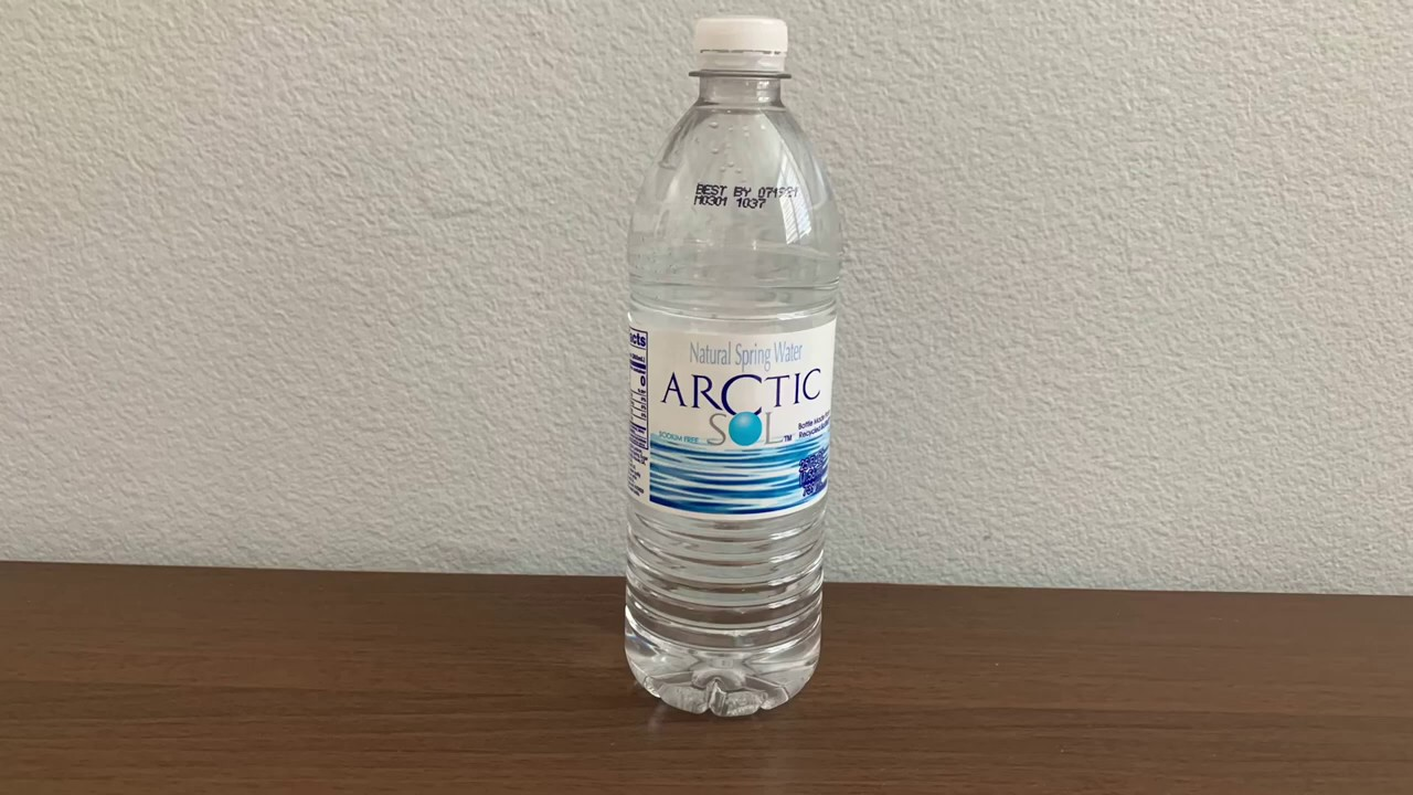 Arctic Sol Spring #Water test - pH and TDS