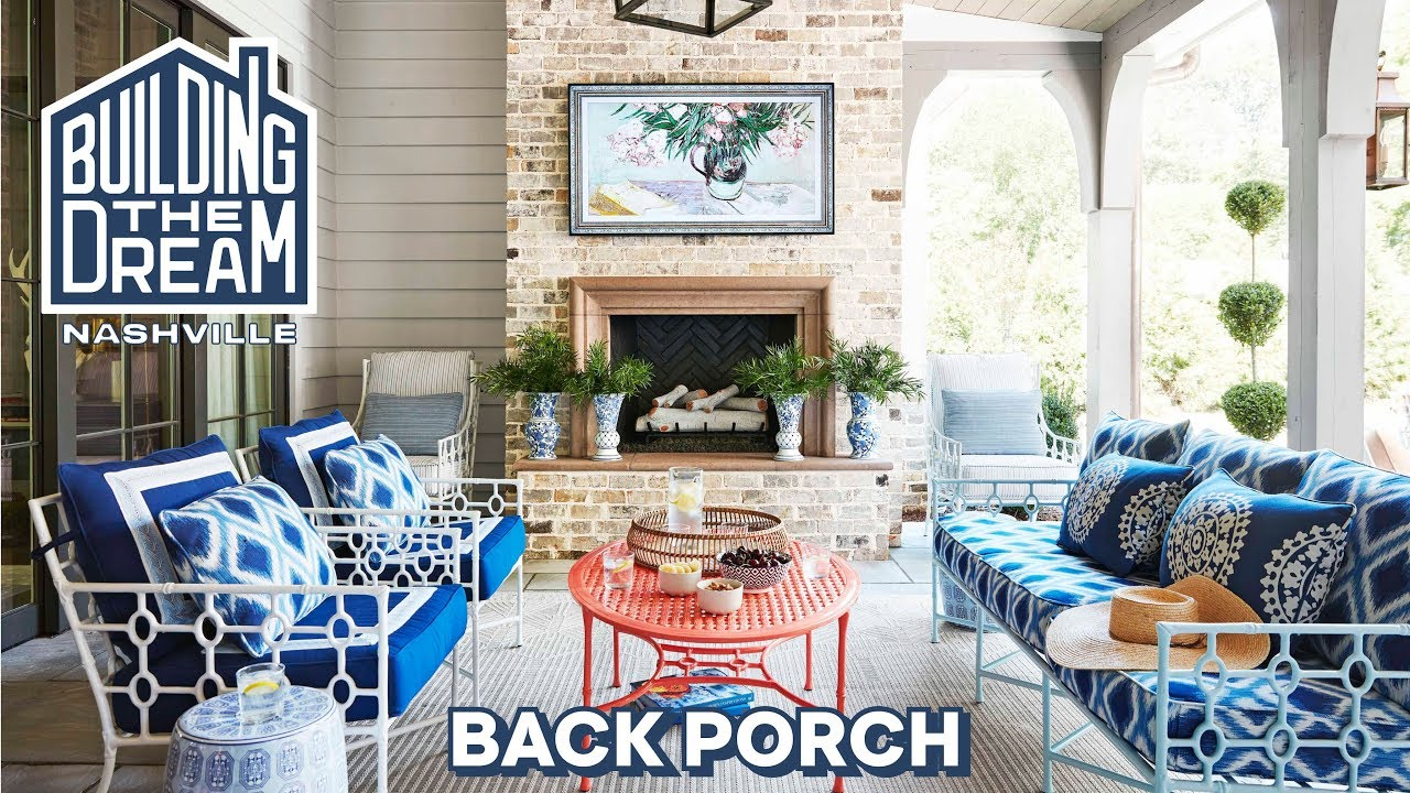 Barclay Butera Designs The Coziest Back Porch | Building The Dream on new orleans homes, st. petersburg russia homes, malibu homes, colorado homes, nolensville homes, louisiana homes, des moines homes, boise homes, charlottesville homes, south carolina homes, las vegas homes, knoxville homes, helena homes, fresno homes, macon homes, tennessee homes, charleston homes, new york homes, warner robins homes, wailea homes,