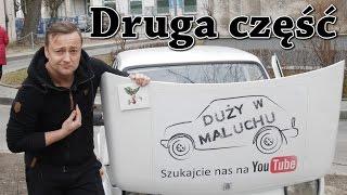 Czesław Mozil w Maluchu (Cz.2): ''Zobacz jak Mozil prowadzi'' - odcinek #118 - [Duży w Maluchu]