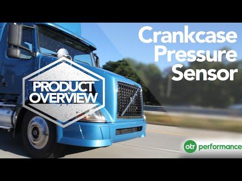 Volvo Truck Crankcase Pressure Sensor | Product Overview