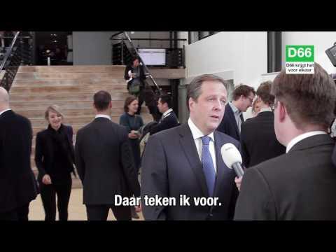 Zendtijd Politieke Partijen D66 Tweede Kamerverkiezingen 2017