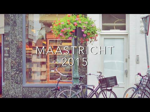 Maastricht 2015 Food & Travel Vlog