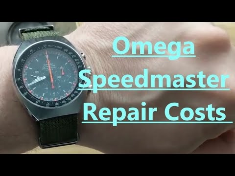 Omega Service costs!!!! the cost of repairing an Omega