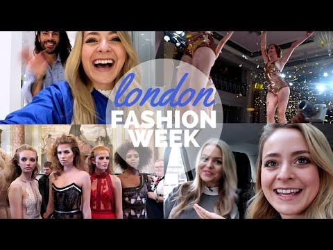 2 Days at LONDON FASHION WEEK!