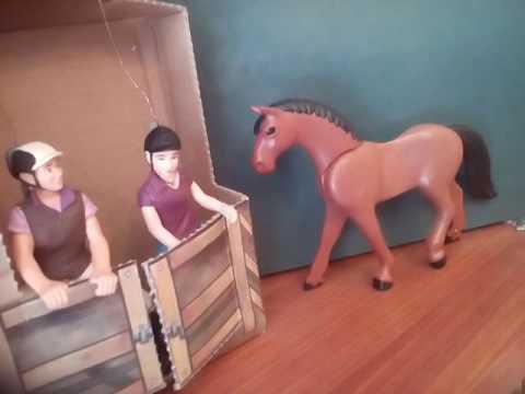 Игрушки лошади 1 серия