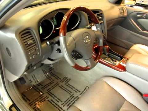 2004 Lexus GS430 - YouTube