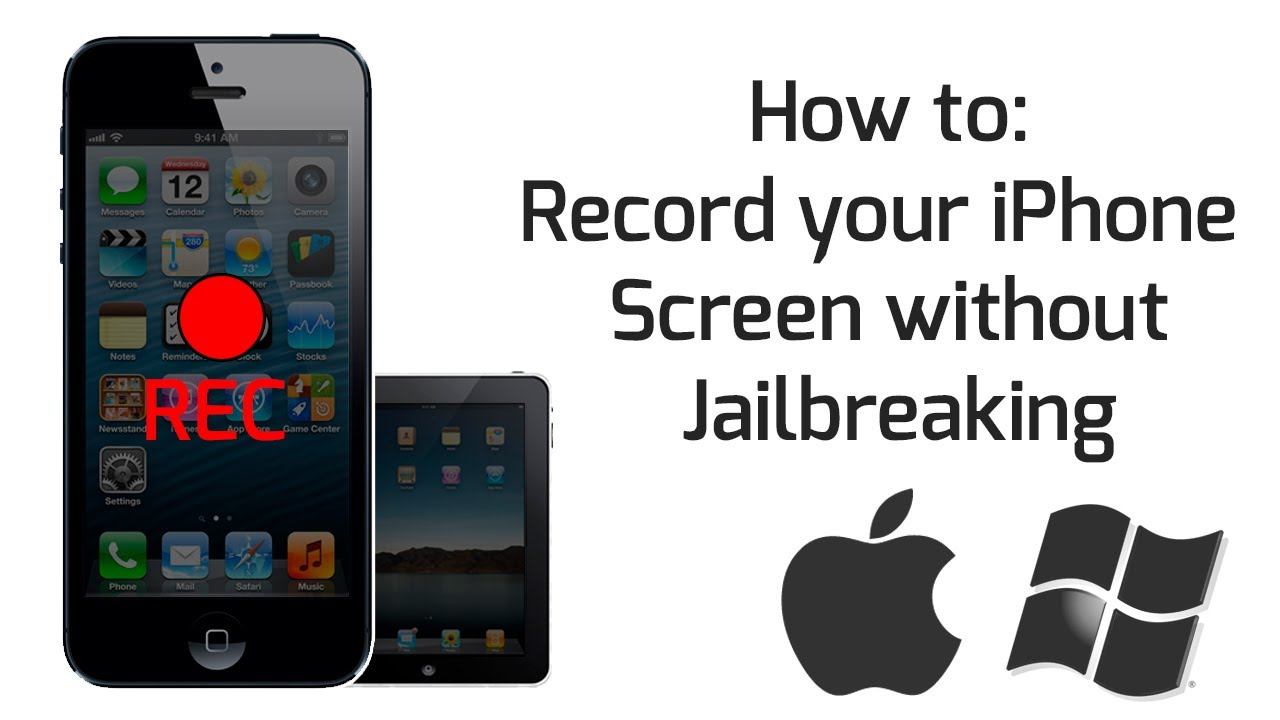 how to record iphone screen free how to record your iphone screen without 7570