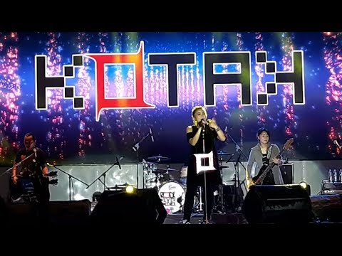 Selalu Cinta - KOTAK (Live BigBang jakarta 2017 ,JIEXPO Kemayoran