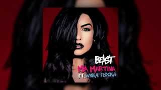 Mia Martina feat. Waka Flocka - Beast (Cover Art)