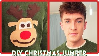 ☆ How To Make A Christmas Sweater ☆