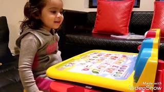 Touch and Learn Activity Desk DELUXE | Toddler Learning | Vtech