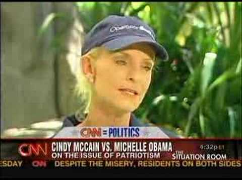 Cindy McCain in Vietnam Interview