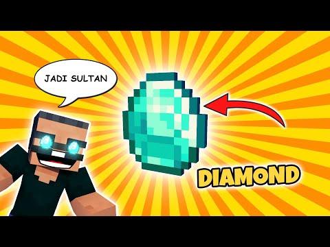 YANG HARUS KAMU TAHU TENTANG DIAMOND DI MINECRAFT | TUTORIAL MINECRAFT INDONESIA | ALSA HONGGO