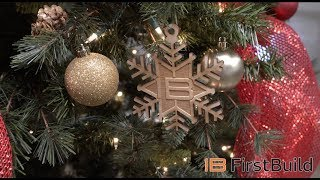 Hack the Holidays: Personalized Ornaments