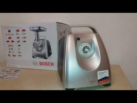 ОНЛАЙН ТРЕЙД.РУ — Мясорубка Bosch MFW 68640