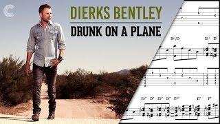 Alto Sax - Drunk on a Plane - Dierks Bentley - Sheet Music, Chords, & Vocals