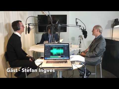 Riksbankschefen Stefan Ingves gästar #PrataPengar