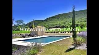 Coins Secrets, en Drôme provençale, location d'un mas avec piscine