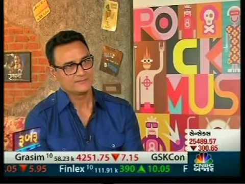 Mr. Sumeet Hukamchand Mittal's interaction with CNBC BAZAAR for Show 'RUBARU'