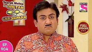 Taarak Mehta Ka Ooltah Chashmah - Full Episode 904  - 16th January, 2018