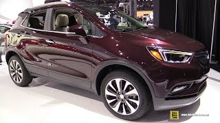 2017 Buick Encore - Exterior and Interior Walkaround - 2016 New York Auto Show