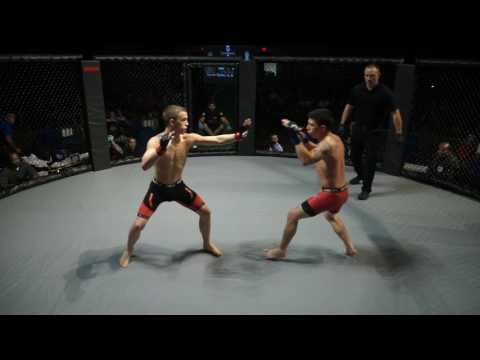 Cage Combat 26 Colton Tijerina vs Daniel Peet