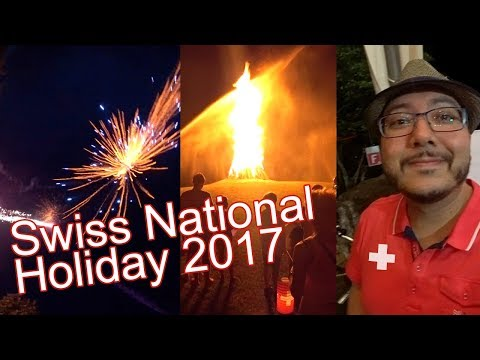 Swiss National Holiday 2017