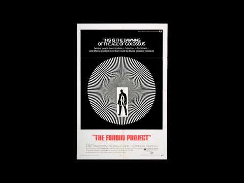 Michel Colombier - Colossus: The Forbin Project OST (1970) (bootleg)