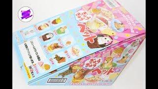 Распаковка Японских сюрпризов! Миниатюры животных. Unboxing Japanese Surprise!