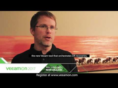 Why you should attend VeeamON 2017 - with Michael White