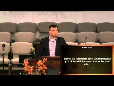 Alin Lolos - Socant dar Real despre: Evanghelie, Pastori lumesti si Marturie