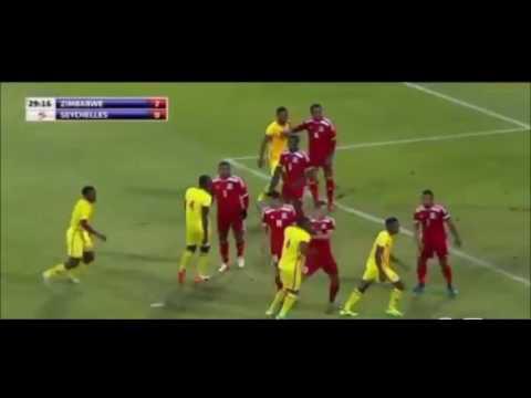 Zimbabwe 6 0 Seychelles   COSAFA Cup 2017   Group B