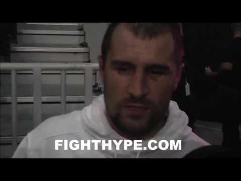 SERGEY KOVALEV GOES IN ON AMERICAN JUDGES; COMPLAINS ABOUT LOW BLOWS IN LOSS TO ANDRE WARD