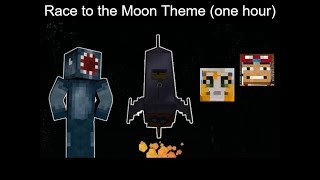 race to the moon one hour edition