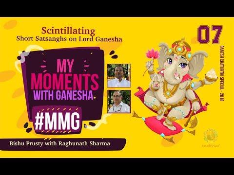 My Moment with Ganesha 07 - Raghunath Sharma | Ganesh Chaturthi Celebrations at Puttaparthi