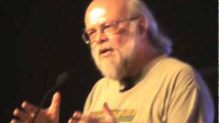 James Gosling Key note[1] at Tech Days2010- Hyderabad