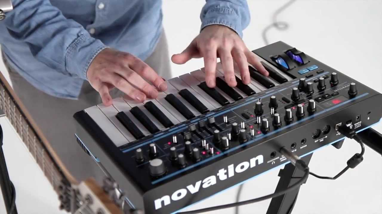 Novation Bass Station 2 : novation bass station ii performance youtube ~ Hamham.info Haus und Dekorationen