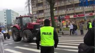 Szczecin: Protest rolników - zdania mieszkańców