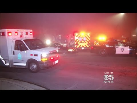 Search On For Suspects In Early Morning Fremont Shooting