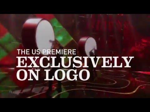 Logo TV (US) - Eurovision Song Contest - Official TV SPOT