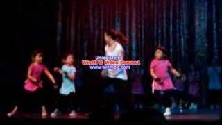 Iara y Candela Hip Hop - Octubre de 2007