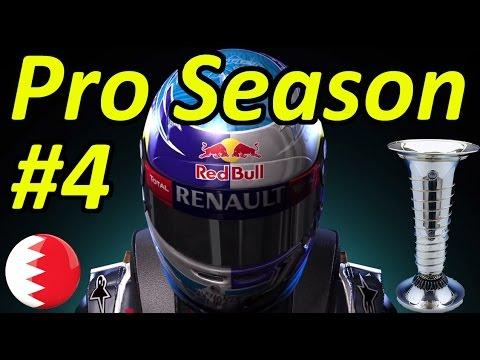 F1 2015 Pro Season Mode Part 4: Bahrain Grand Prix