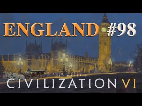 Let's Play Civilization 6 – England #98: Madrid in Bedrängnis (Community-LP)