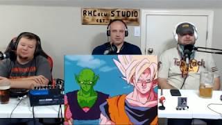 Dragon Ball Z Abridged Episode 60 Part 2 by TeamFourStar RHCrew Reaction