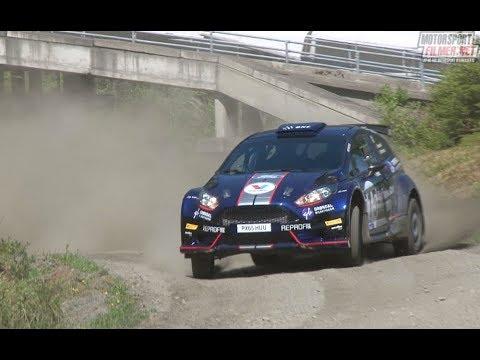 Hillclimb Hunderfossen NM R1 & 2 2018 - Motorsportfilmer.net