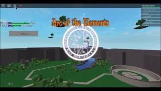Arc of elements #1 roblox Dark magic