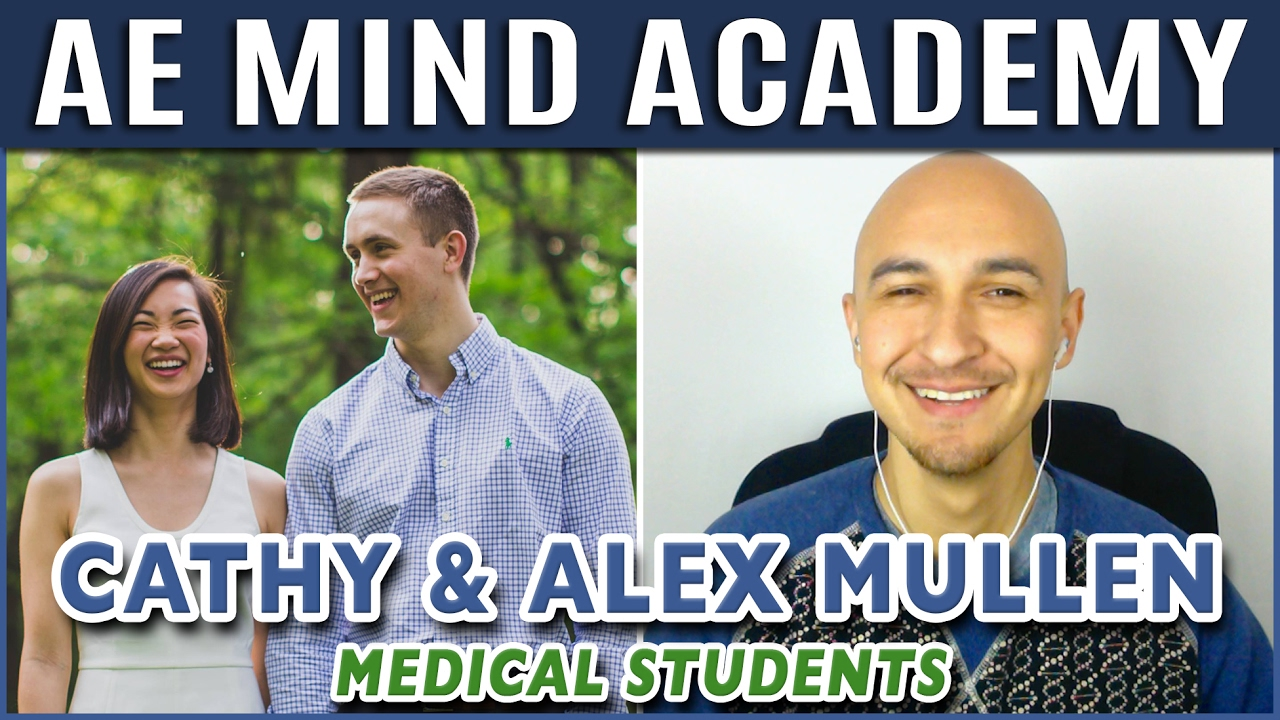 🔥 Medical Students Cathy and Alex Mullen on Memory Techniques in Med  School | Luis Angel