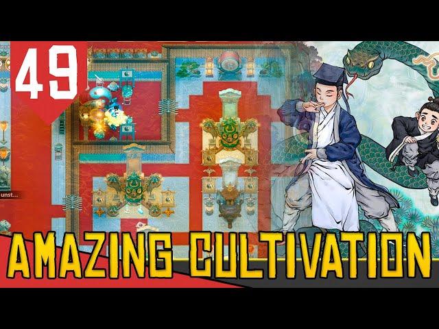 Usando RELIQUIAS UNICAS - Amazing Cultivation Simulator Immortal #49 [Gameplay PT-BR]