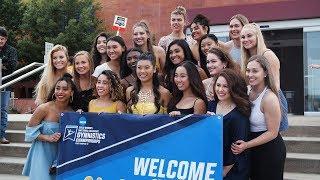 Follow along as senior Macy Toronjo recounts the Bruins' travel and...